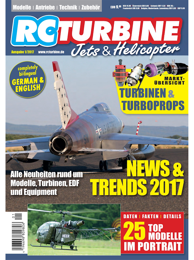 RC Turbine - Jets & Helicopter- screenshot