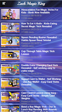 Magic King Video screenshot thumbnail