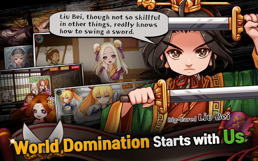 Three Kingdoms : The Shifters 1.0.18 screenshots 2