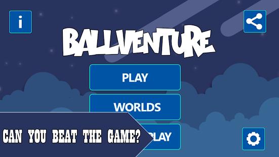 Ballventure - náhled