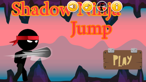 Shadow Ninja Jump