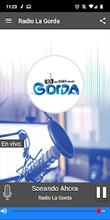 Download Radio La Gorda Una Radio Pesada For PC Windows and Mac apk screenshot 1