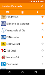 Venezuelan News- screenshot thumbnail