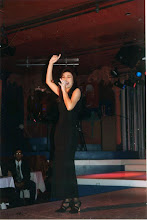 Photo: Performing at the Scala Miami stage at Miss Brazil-USA '95