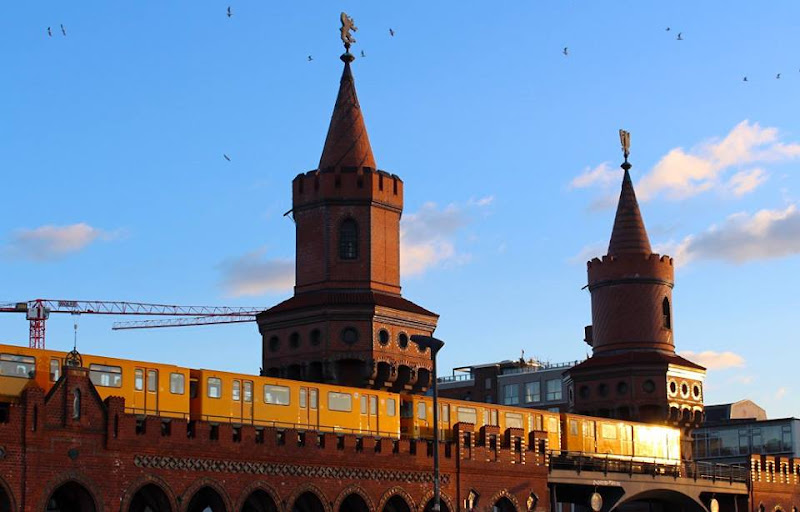 treno a Berlino di Little_S