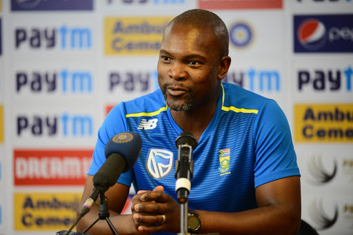 Nkwe to make the most of his temporary tenure with Proteas