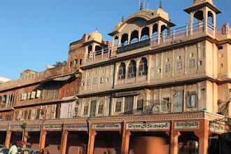 Photo: Old havelis of Jaipur