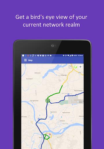 Network Map - GIS 6.4 screenshots 8