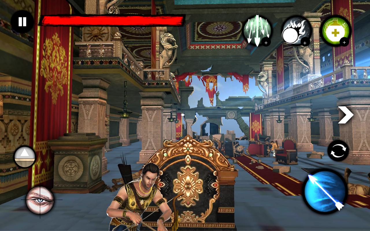 Archer: The Warrior v 1.3 apk mod DINHEIRO INFINITO