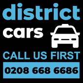 District Cars Taxis & Minicabs, Coulsdon, London