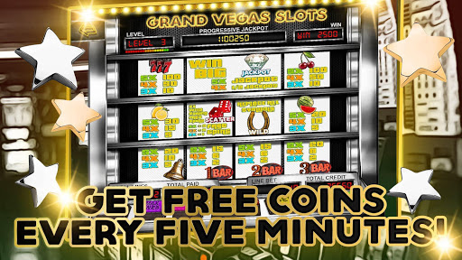 Grand Vegas Casino Lucky Cherry Slots Machine 5 screenshots {n} 4