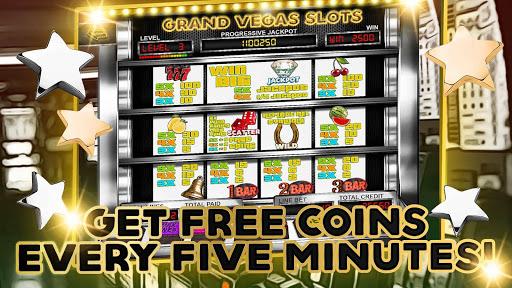 Grand Vegas Casino Lucky Cherry Slots Machine 5 screenshots {n} 4