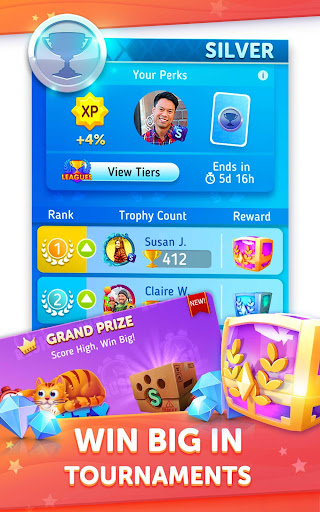 Scrabble® GO - New Word Game  screenshots 15