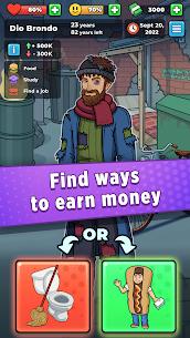 Hobo Life: Business Simulator Mod Apk (Unlimited Money) 3