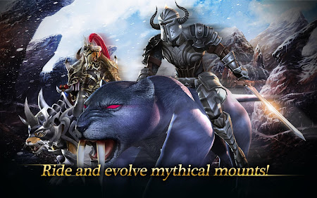 Arcane Online (MMORPG) 2.2.3 screenshot 2091059