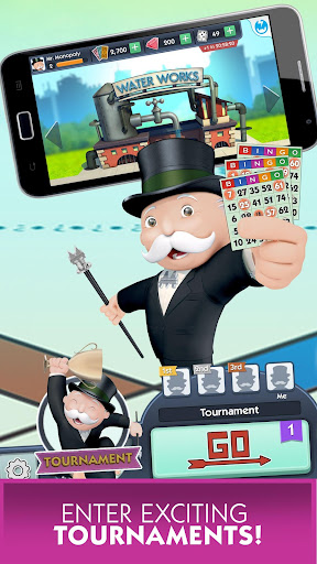 MONOPOLY Bingo! 3.3.3g screenshots 15