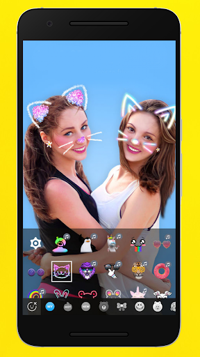 filters for snapchat : sticker design 1.5 screenshots 5