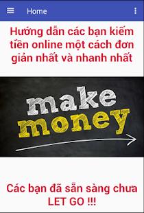 Kiếm tiền online - náhled