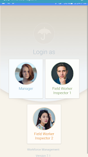 Workforce Management - náhled