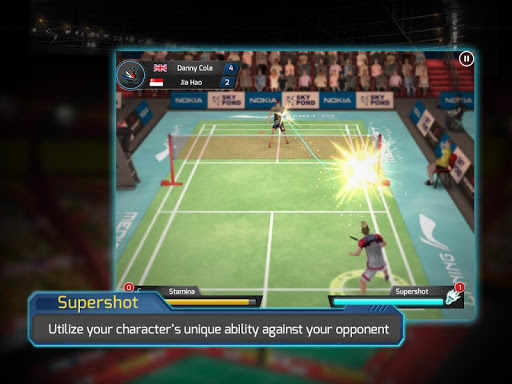 LiNing Jump Smash 15 Badminton 1.3.10 screenshots 4