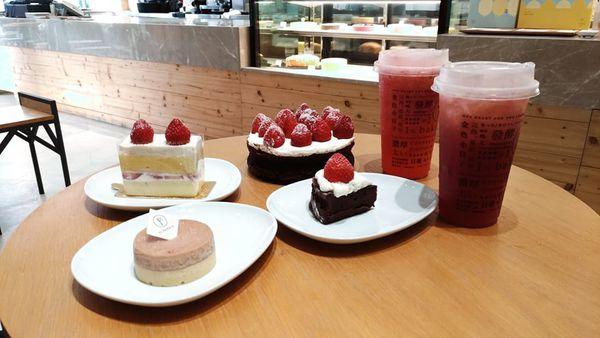 台中西屯 1%bakery 草莓季來臨 享受莓好時刻