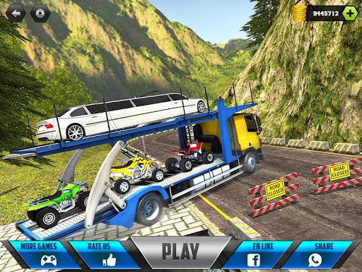 Car Transporter Cargo Truck Driving Game 2018 1.0 screenshots 11