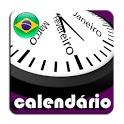 Brasil Calendário 2020 com todos os Feriados icon