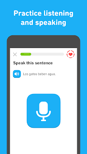Duolingo Mod Apk 4.89.5 (All Unlocked + No Ads + Offline) 4