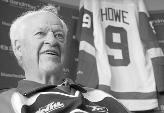 Горди Хоу (1928–2016)