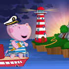 Hippo Adventures: Grandfather's Lighthouse