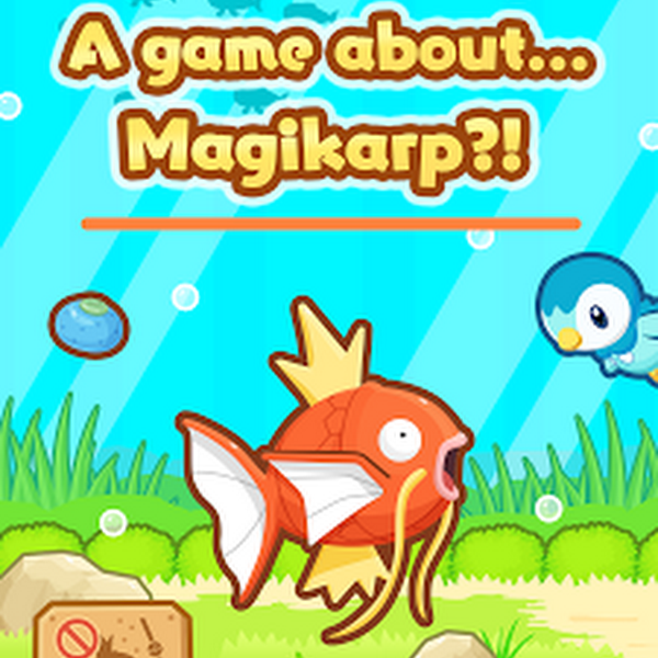 Pokémon: Magikarp Jump v1.2.0 [Mod]