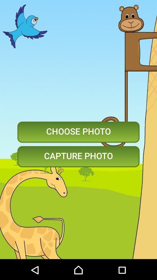 Kids Photo Frames- screenshot