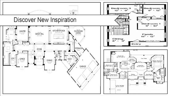 Amazing Floor Plan Ideas - náhled