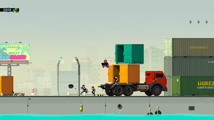Hot Guns Screenshot Image