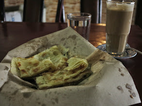 Photo: A popular break fast in Morocco