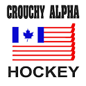 Crouchy Alpha Hockey icon