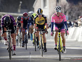 Elise Balsamo wint de GP Oetingen voor Jolien D'hoore en Marianne Vos