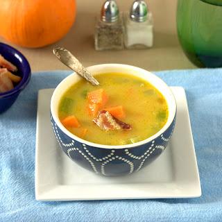 Sweet Potato and Curry Corn Chowder