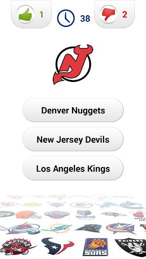 Logo Usa Sports Quiz screenshot