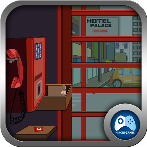 Escape Games Spot-87 解謎 LOGO-玩APPs