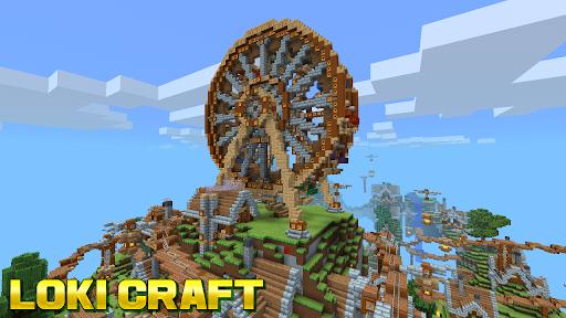 Loki Craft: Big Exploration for PC