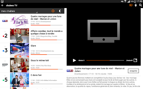Download TV d'Orange, live-replay-vod For PC Windows and Mac apk screenshot 10