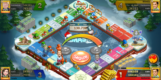 Banco Imobiliu00e1rio ZingPlay - Unique business game 1.3.2 screenshots 6