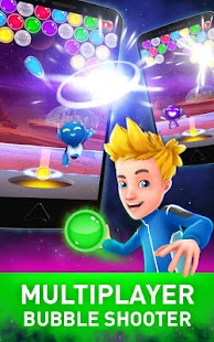 Mars Pop - Bubble Shooter Screenshot 2