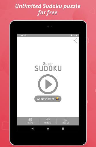 Sudoku - Free Sudoku Puzzles screenshots 17