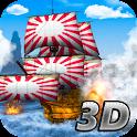Sea Warship Battle 3D icon