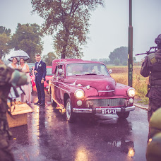 Wedding photographer Monika Kutkowska (fotokutkowska). Photo of 09.12.2016