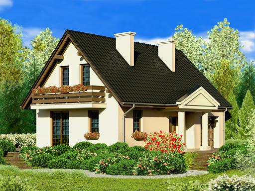 projekt Dom przy Polnej