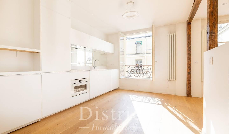Paris 20th Luxury Apartment for Sale   €20,20   207 m²