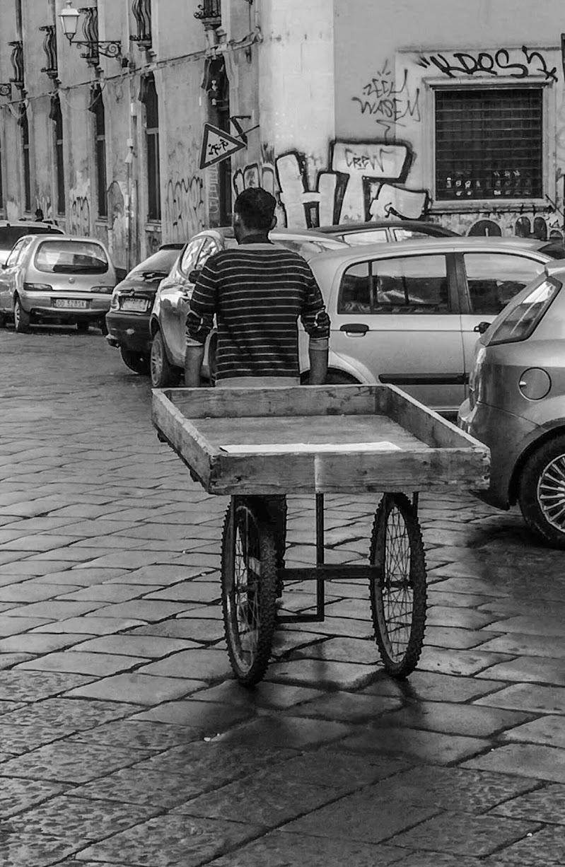 """""""Carretto siciliano"""" di Gattonero"""